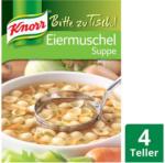 BILLA Knorr Bitte zu Tisch Eiermuschelsuppe mit Fleischklößchen