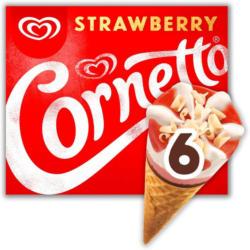 Eskimo Cornetto Erdbeer
