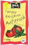 BILLA Bio.K. Tomate-Basilikum Aufstrich