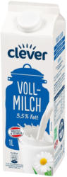 Clever Vollmilch 3.5%