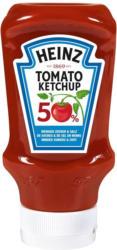 Heinz Ketchup 50% weniger Zucker & Salz