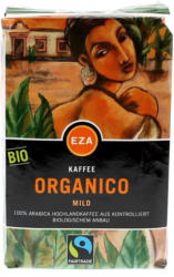 EZA Kaffee Organico Gemahlen