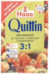 Haas Quittin 3:1 Gelierhilfe Zuckersparend