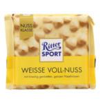 BILLA Ritter Sport Weiße Voll Nuss