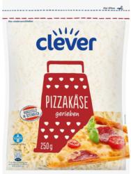 Clever Pizzakäse gerieben