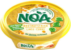 Noa Brotaufstrich Linsen-Curry
