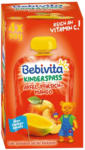 BILLA Bebivita Kinderspaß Apfel-Pfirsich-Mango 4er