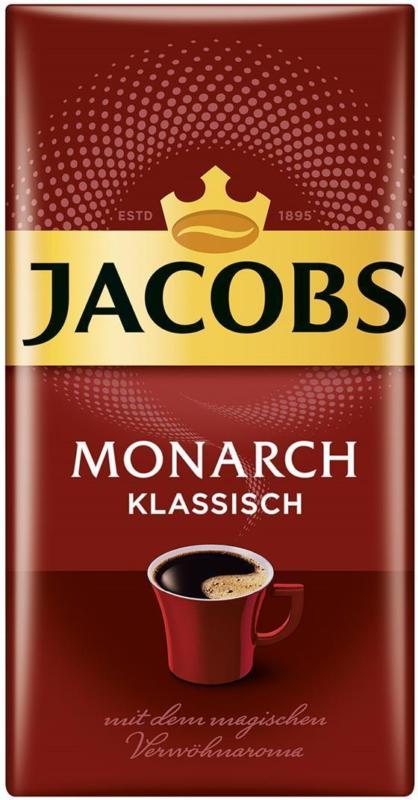 Jacobs Monarch Gemahlen