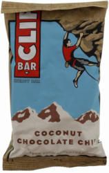 Clif Bar Schokoladenchips-Kokosnuss