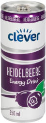 Clever Energy Drink Blueberry