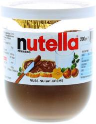 Ferrero Nutella Dekorglas