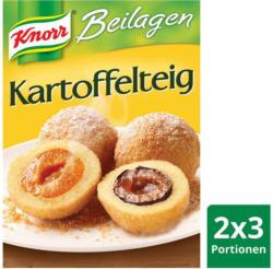 Knorr Kartoffelteig