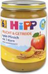 BILLA Hipp Frucht & Getreide Apfel-Pfirsich 7-Korn