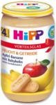 BILLA Hipp Frucht & Getreide Apfel-Banane mit Keks Vorteilsglas