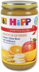 BILLA Hipp Frucht & Getreide Feiner Obst-Brei mit Vollkorn Vorteilsglas