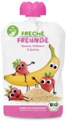 Freche Freunde Quetschbeutel Banane, Erdbeere & Quinoa