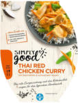 BILLA Simply Good Thai Red Chicken Curry