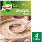 BILLA Knorr Bitte zu Tisch Steinpilzsuppe