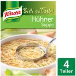 BILLA Knorr Bitte zu Tisch Hühnersuppe