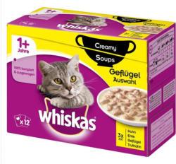 Whiskas Creamy Soups Geflügel 1+
