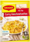 BILLA MAGGI Fix Curry Geschnetzeltes