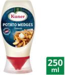 BILLA Kuner Potato Wedges Sauce Tuben-Flasche