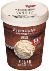 Ja! Natürlich Vanilleeis auf Mandelbasis