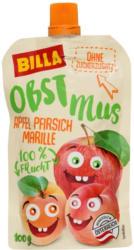 BILLA Obstmus Apfel-Pfirsich-Marille