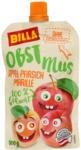 BILLA BILLA Obstmus Apfel-Pfirsich-Marille