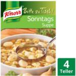 BILLA Knorr Bitte zu Tisch Sonntagssuppe