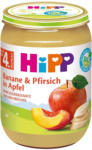 BILLA Hipp Banane & Pfirsich in Apfel
