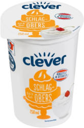 Clever Schlagobers 36%