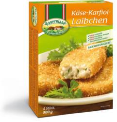 Bauernland Käse-Karfiol Laibchen
