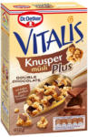 BILLA Dr. Oetker Vitalis Knusper Plus Double Chocolate