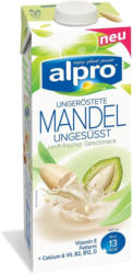Alpro Mandel ungeröstet und ungesüßt