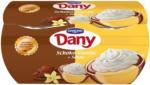 BILLA Danone Dany Sahne Creme Duett Schoko-Vanille
