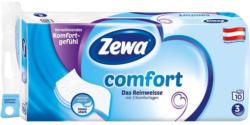 Zewa Comfort Toilettenpapier Weiß