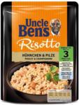 BILLA Uncle Ben's Risotto Hühnchen & Pilze