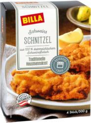 BILLA Schweins Schnitzel
