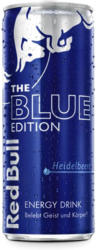 Red Bull Blue Edition, Energy Drink