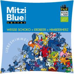 Zotter Mitzi Blue Liebeshimmel