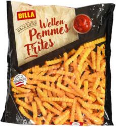 BILLA Wellen Pommes Frites