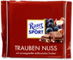 BILLA Ritter Sport Trauben Nuss