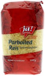 Ja! Natürlich Parboiled Reis Weiß