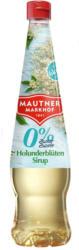 Mautner Markhof 0% Holunderblüten Sirup