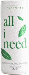 all i need. Green Tea