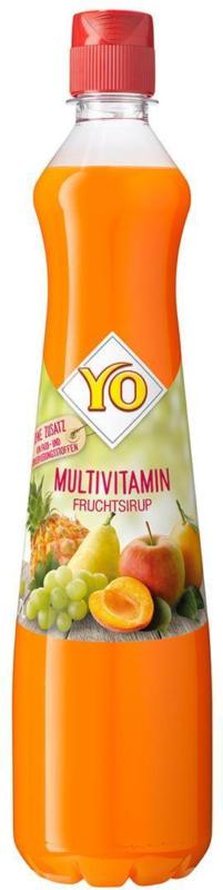 YO Sirup Multivitamin