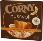 BILLA Corny Nussvoll Dreierlei Nuss & Karamell