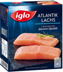 Iglo Atlantik Lachs