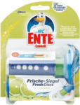 BILLA WC-Ente Frische-Siegel Limone
